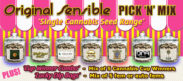 Buy Pick n Mix Cannabis Seeds Online