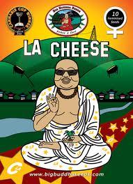 Big Buddha Seeds LA Cheese