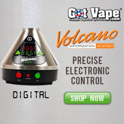 Volcano Vaporizor For Cannabis