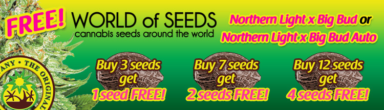 World Of Seeds Offer