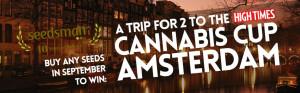 Medical Marijuana Seeds Bank -September Promotion From Seedsman - Click Here