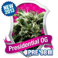 Royal Queen Seeds Presidential OG