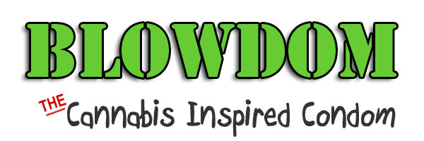 BLOWDOM Cannabis Inspired Condoms - Now In Stock - Worldwide Usa Shipping