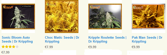 Dr Krippling Collection