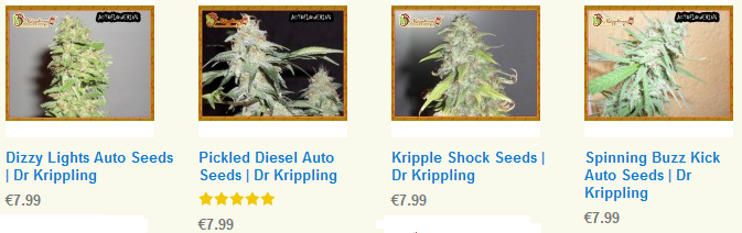 Dr Krippling Seed Collection