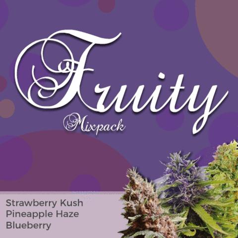 Fruity Mix Marijuana Seeds