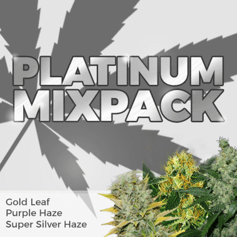 Platinum Mix Marijuana Seeds