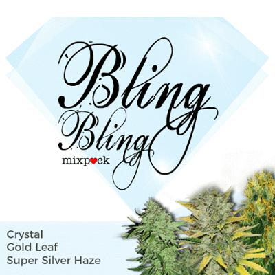 Bling Bling Mixpack Marijuana Seeds