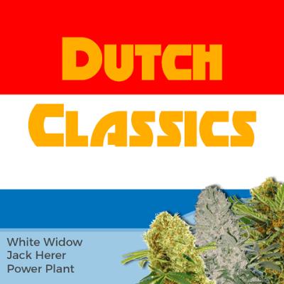 Dutch Classics Mixpack Marijuana Seeds