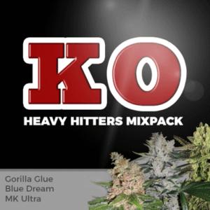 Heavy Hitters Mixpack Marijuana Seeds