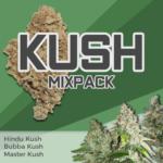 Kush Mixpack Marijuana Seeds