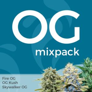 OG Mixpack Marijuana Seeds