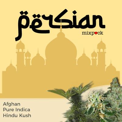 Persian Mixpack Marijuana Seeds