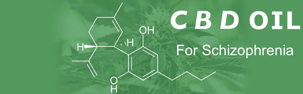 CBD Oil For Schizophrenia