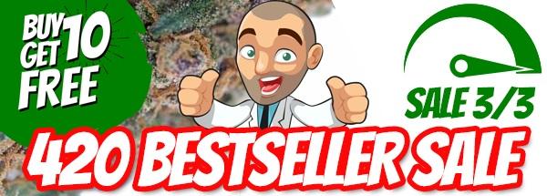 Free Marijuana Seeds 420 Sale