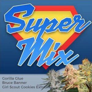 Super Marijuana Seeds Mix