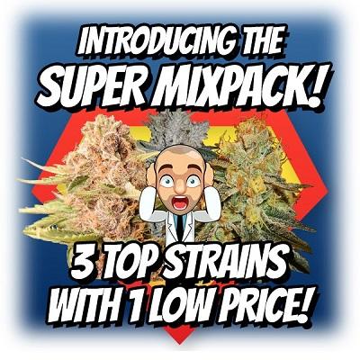 Super Mixed Marijuana Seeds