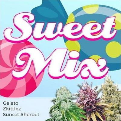 Sweet Marijuana Seeds Mix