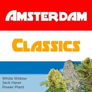 Amsterdam Classic Mixed Marijuana Seeds