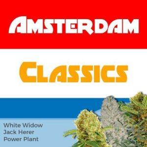Amsterdam Classic Mixed Marijuana Seeds