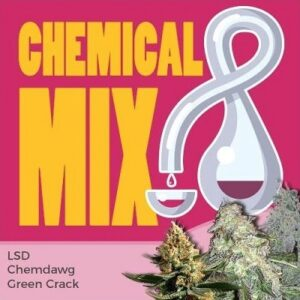 Chemical Mixed Marijuana Seeds
