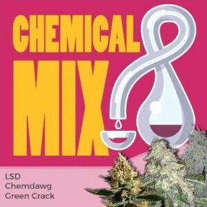 Chemical Mixed Marijuana Seeds