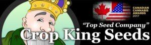 Crop King Feminized Marijuana Seeds