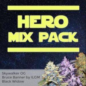 Hero Marijuana Seeds Mix